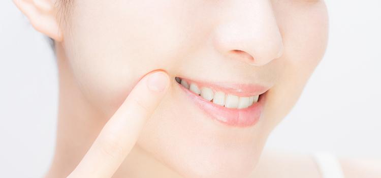 歯ぎしりなどの刺激を抑える